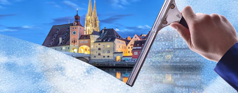 Gebäudereinigung  Schesler - Gebäudereinigung in und um Regensburg